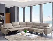 Electric Recliner Sectional sofa EF 51