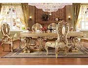 Classic Dining Table HD 016