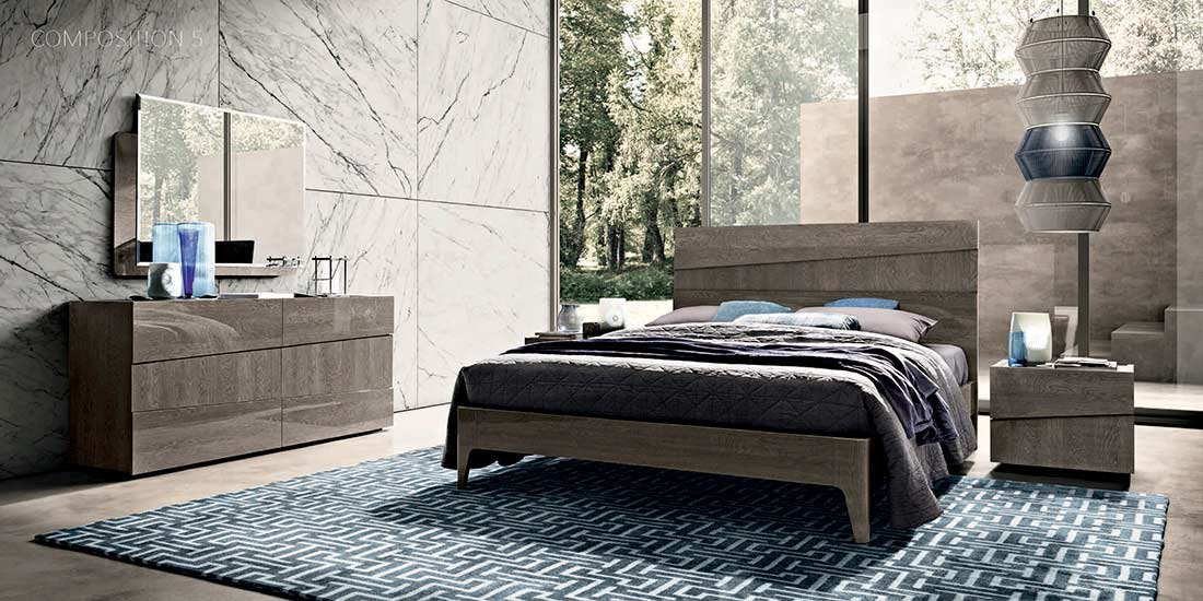 Modern Bedroom Ef Tiana Modern Bedroom Furniture