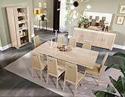 Beige Dining Table EF Dove