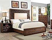 Warm Chestnut Bed FA 393