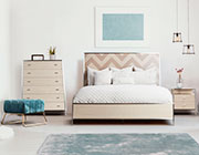 Silverlake Village Bedroom set by AICO