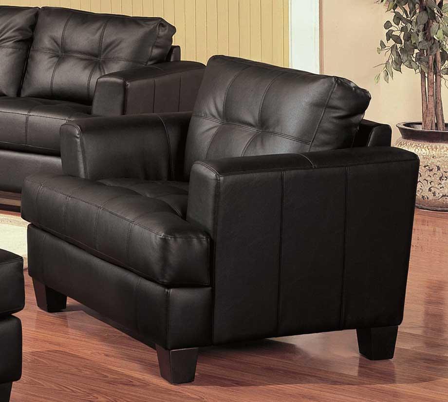 Leather Furniture Company: Leather Sofa Set CO-681
