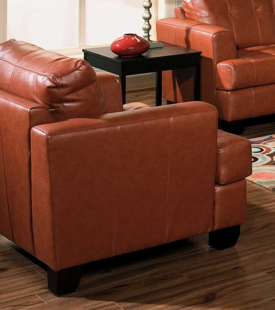 Leather sofa set co 681 leather sofas for Leather sofa set