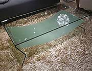Gicamo Glass Coffee table