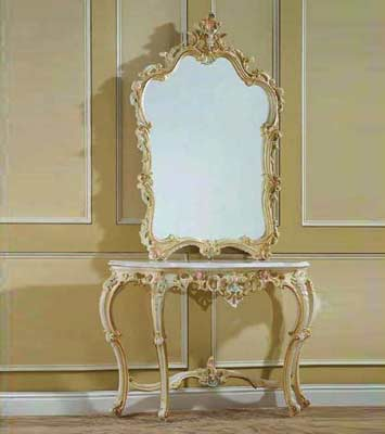Baroque console table 011