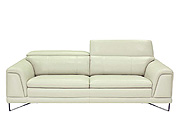 Leather sofa with loveseat HT 962