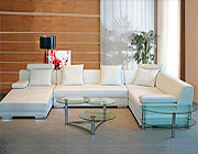 White Sectional VG34