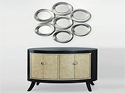 Art Furniture Cabinet 53