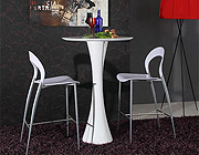 Modern Bar LED Gloss Bar Table