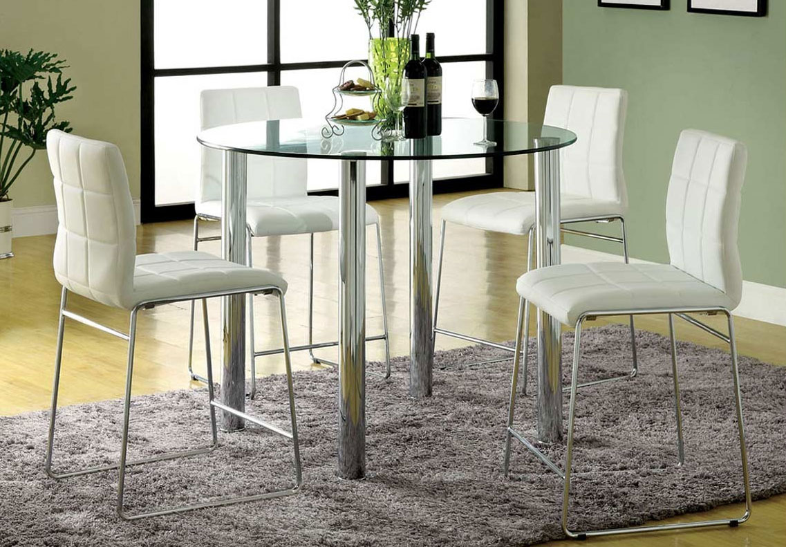 round dining tables impressive prepossessing and glass table at chairs within ar kitchen small