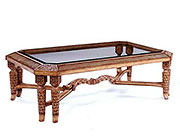 BT 087 Traditional Classic Coffee table in Maple finish