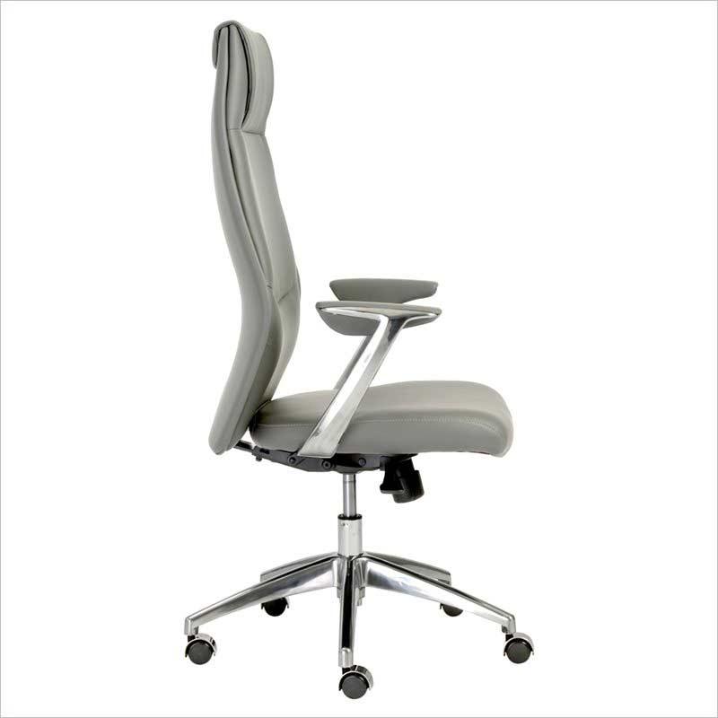 Crosby High Back Grey fice Chair