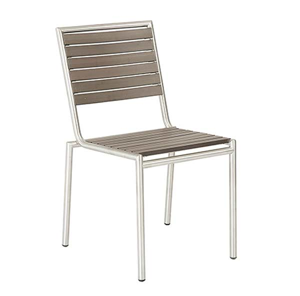 Modern Stackable Chair Estyle 694 Modern Chairs
