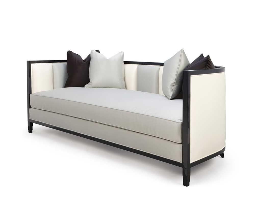 Minerva Settee By Christopher Guy