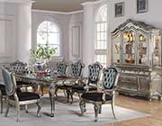 Traditional Dining Table Chant AC401