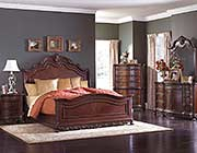 Adel Traditional Sleigh Bed HE 243-1