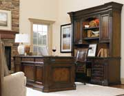 European Renaissance II Executive Desk by Hooker Furniture
