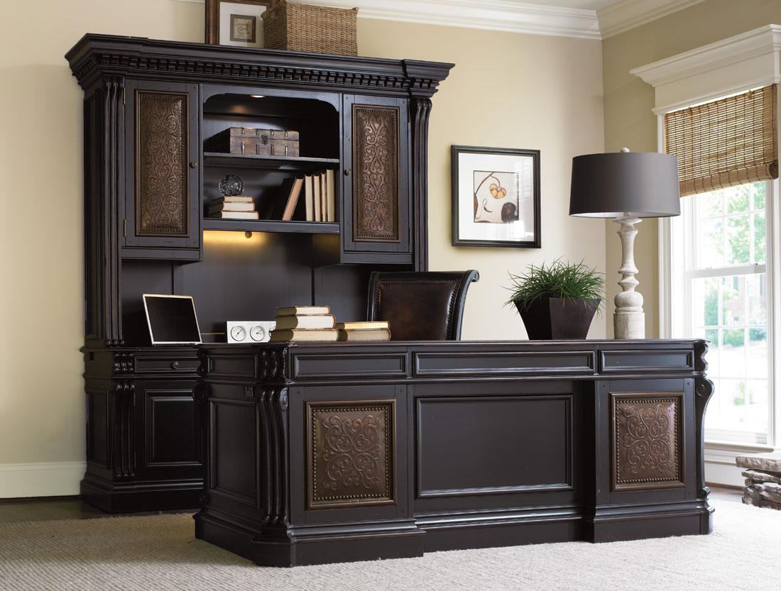 telluride computer credenza by hooker furniture hooker