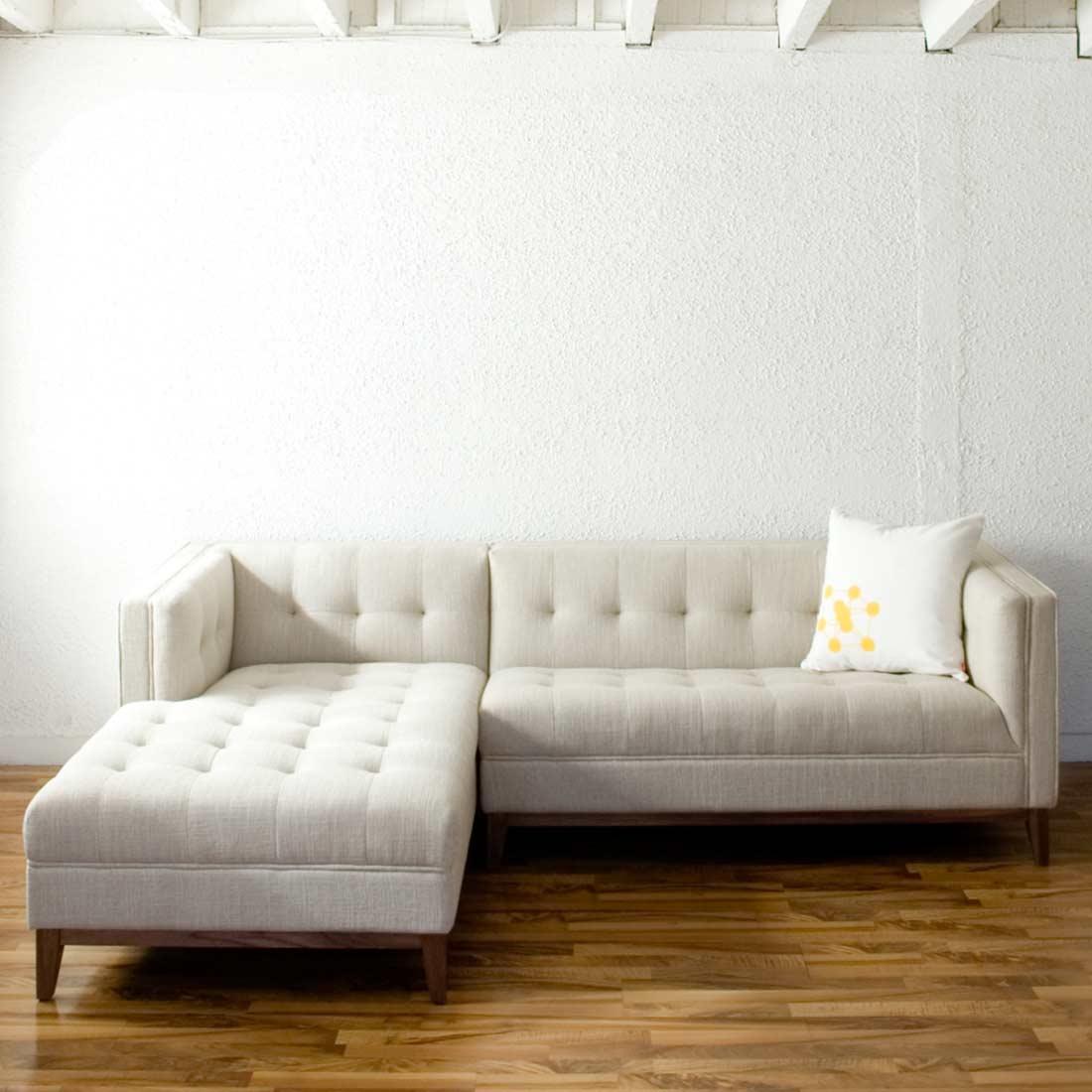 Modern Custom Sectional Sofa Avelle 158
