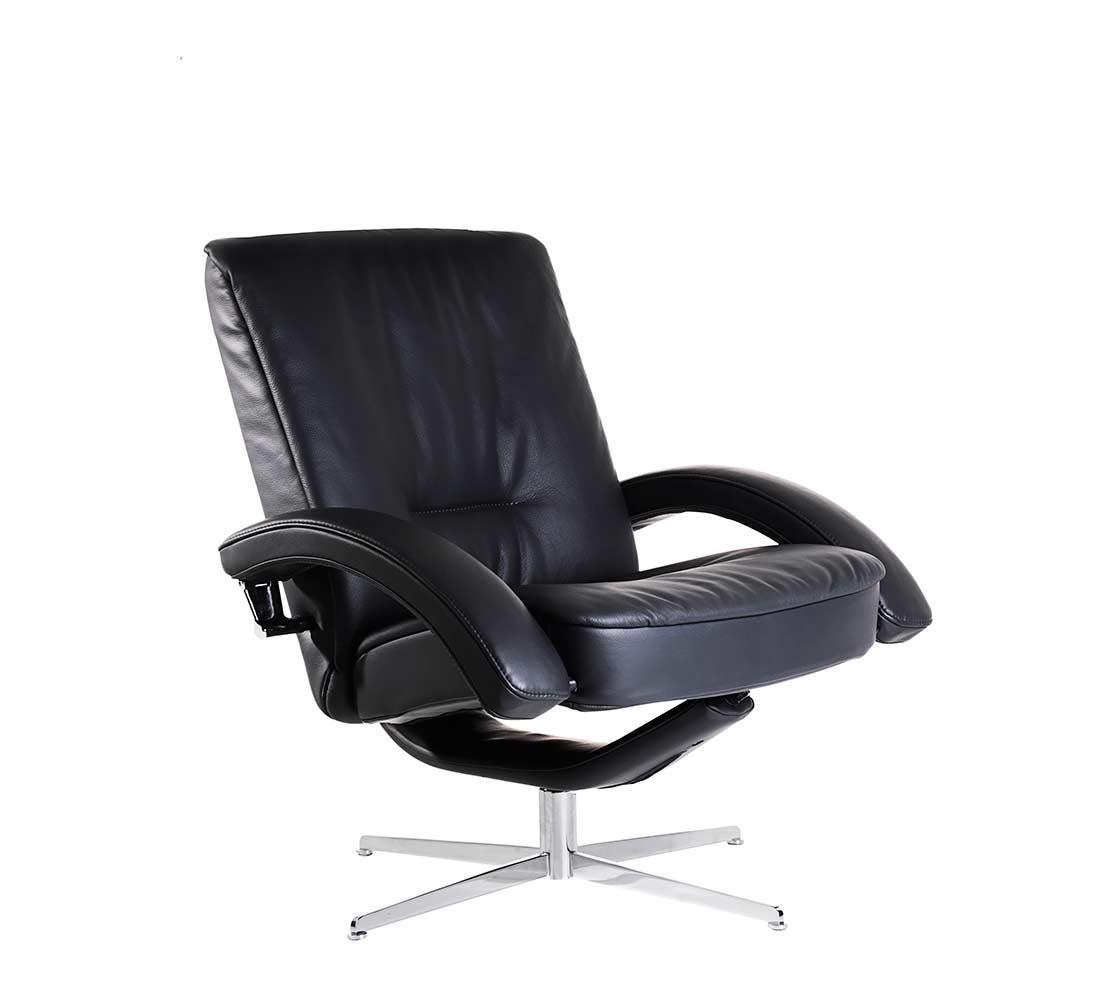 Fjords New Motionconcept Leather Chair MC95