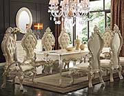 Traditional Dining table HD21031
