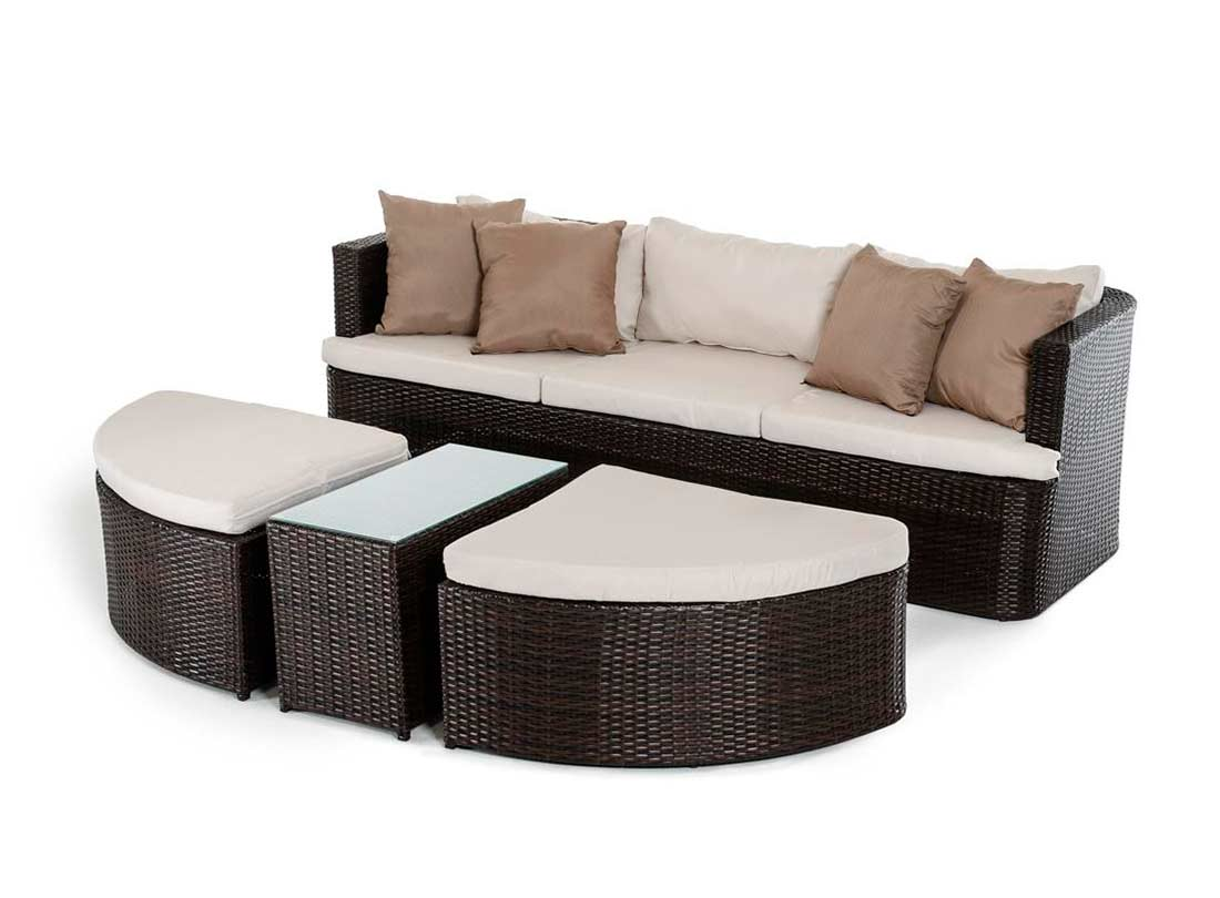 Outdoor sofa set for Outdoor couch set