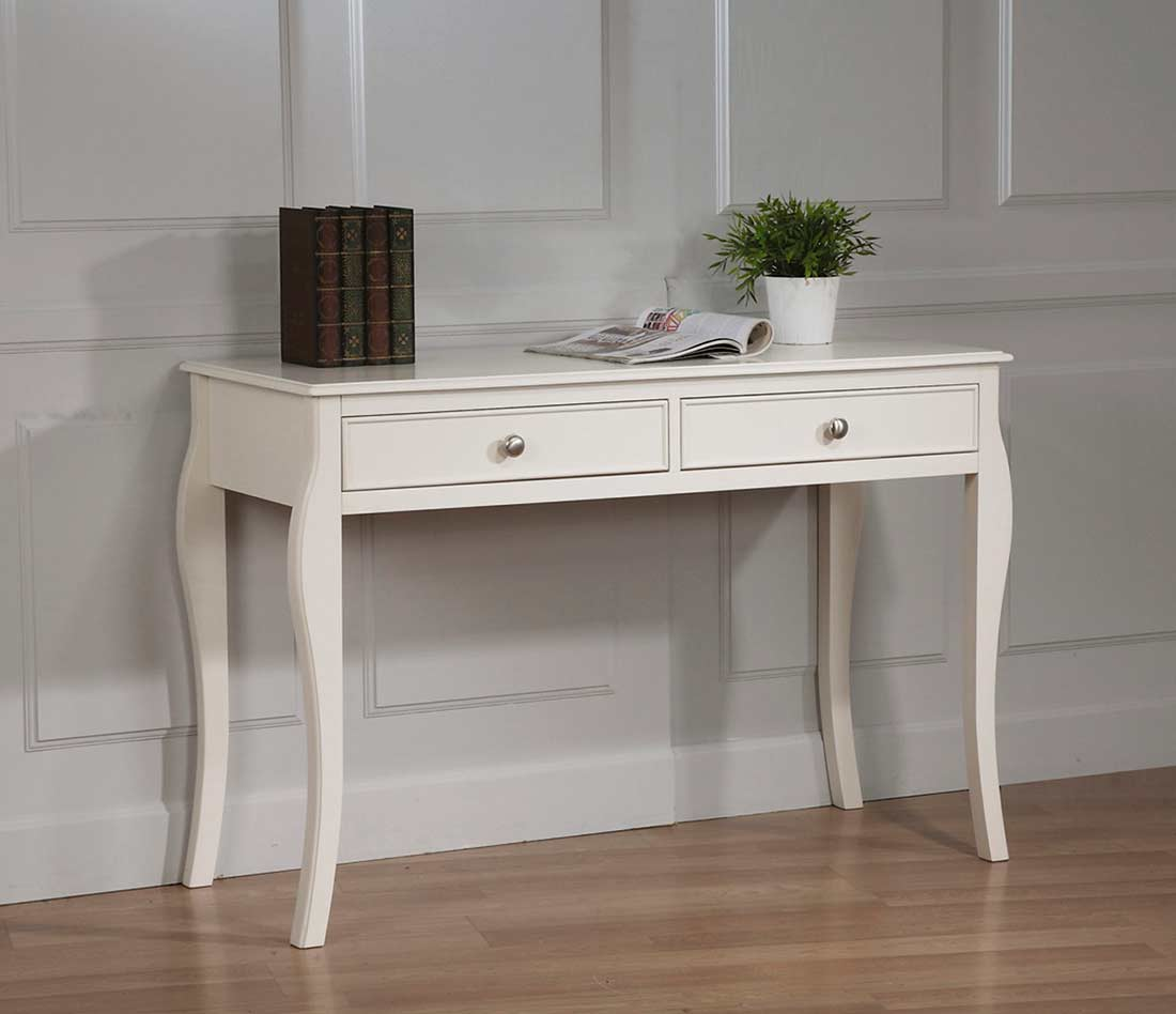White Elegant Desk Co567 Computer Desks
