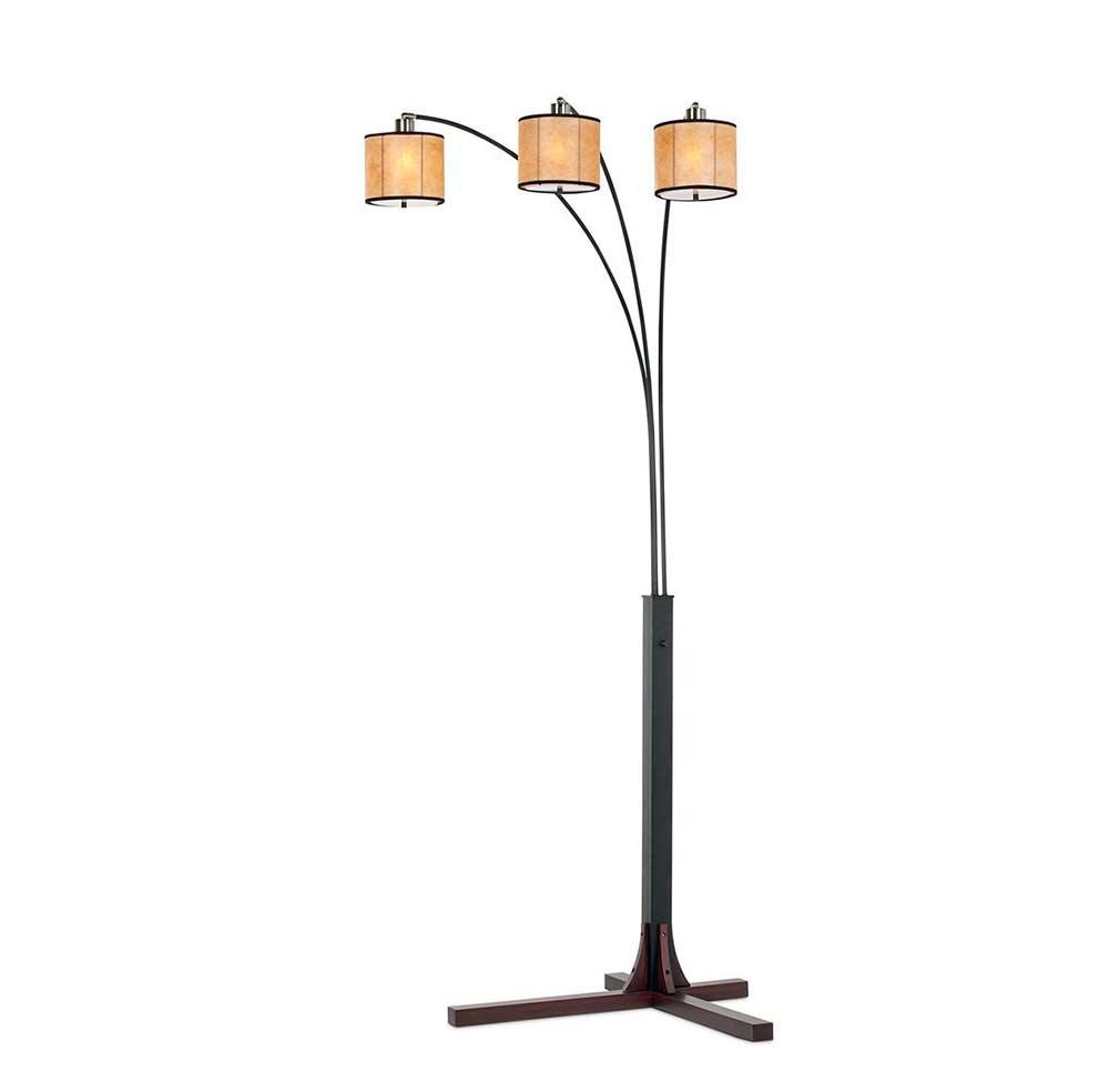contemporary arc lamp nl153 floor table. Black Bedroom Furniture Sets. Home Design Ideas