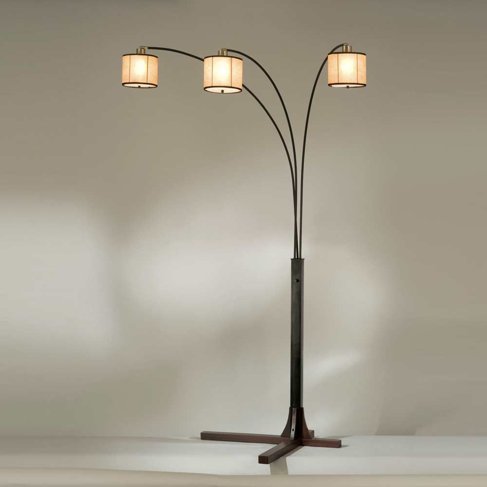 Contemporary arc lamp nl153 floor table - Contemporary table lamps design ideas ...