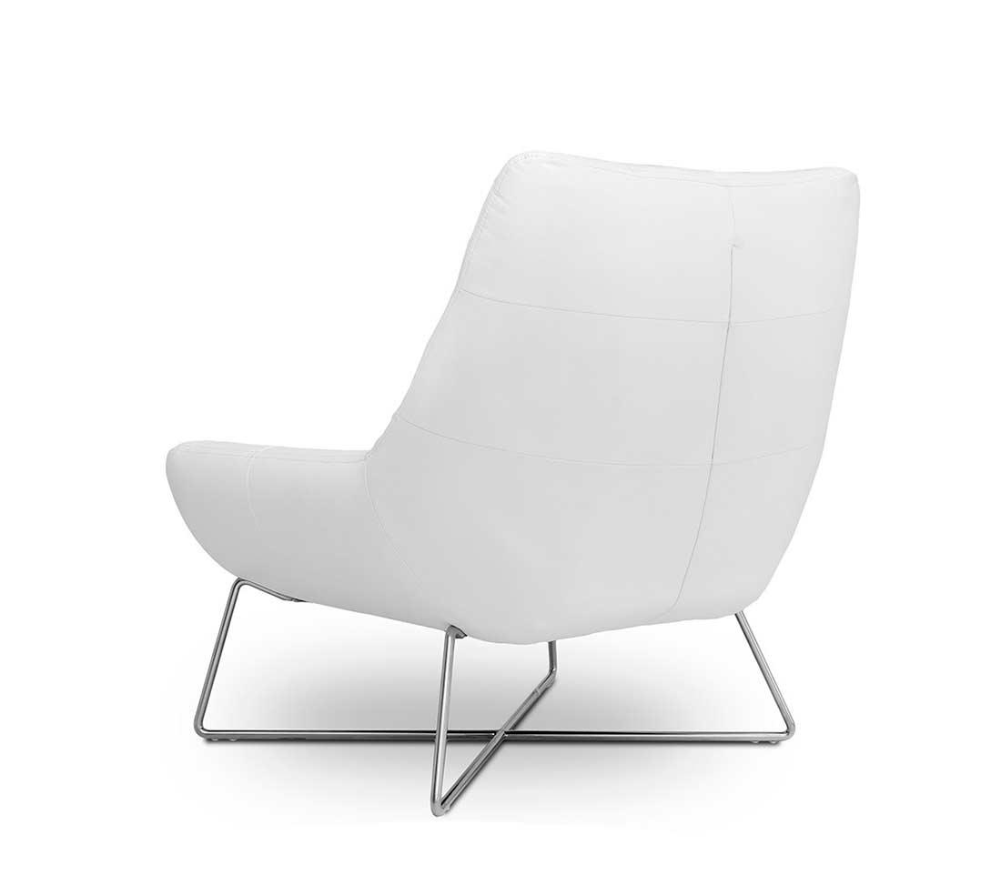modern white tufted occasional chair vg  accent seating - modern white tufted occasional chair vg modern white tufted occasionalchair vg