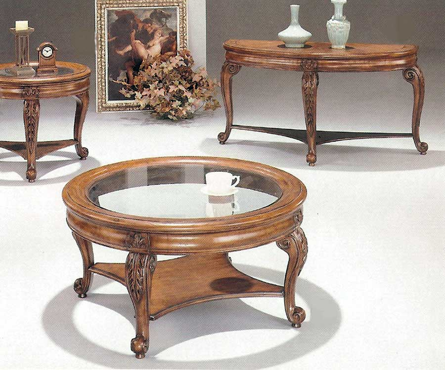 Coffee table 831 classic Coaster coffee tables