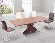 Extendible Dining Table Z859