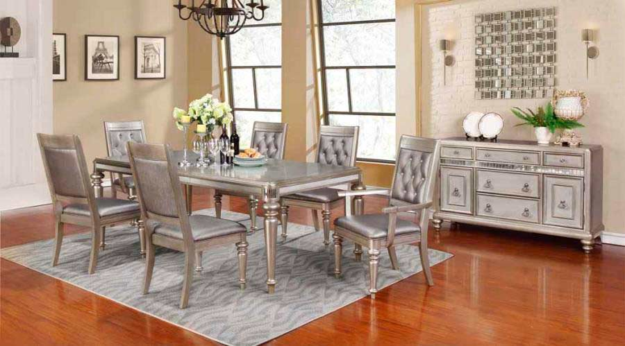 Charming Extendable Dining Table CO Daniela
