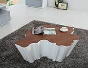 Walnut Top coffee table VG 831