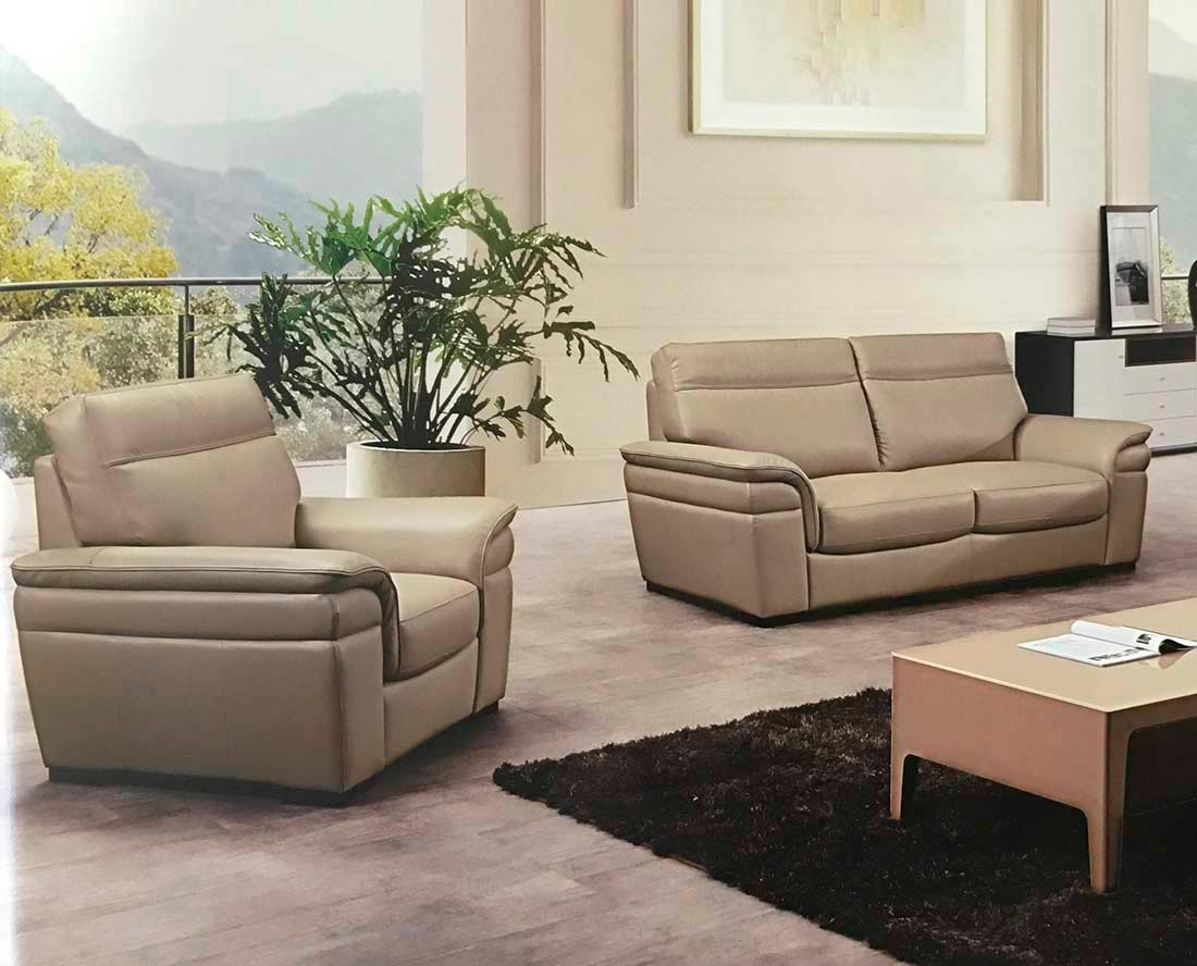 Italian Tan Leather Sofa Set Aek 20tn Leather Sofas
