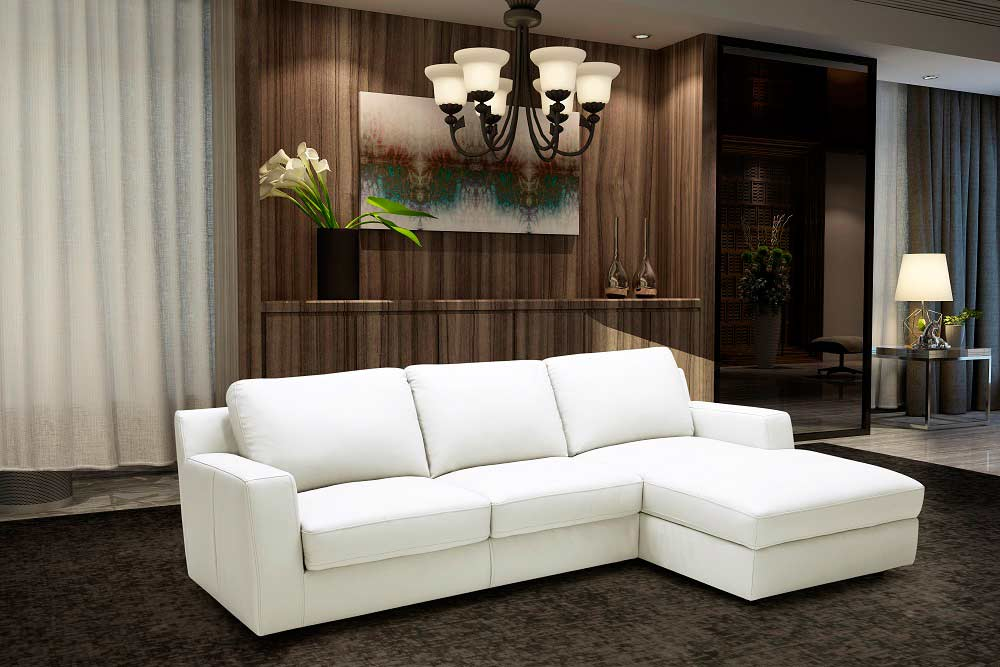 Modern Sectional Sofa Sleeper NJ Aletha