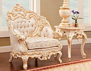 French Provincial Chair 6381