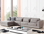 Fabric Sectional Sofa AE326