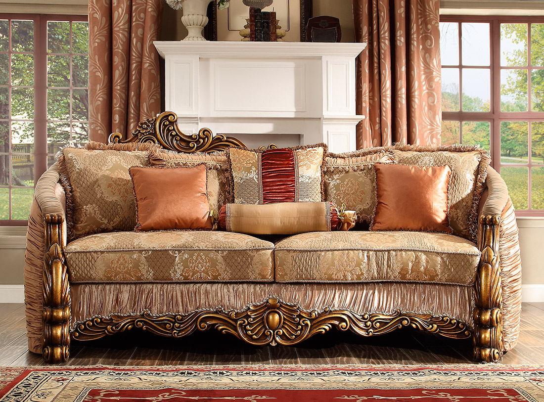 Traditional Sofa HD601 Traditional Sofas