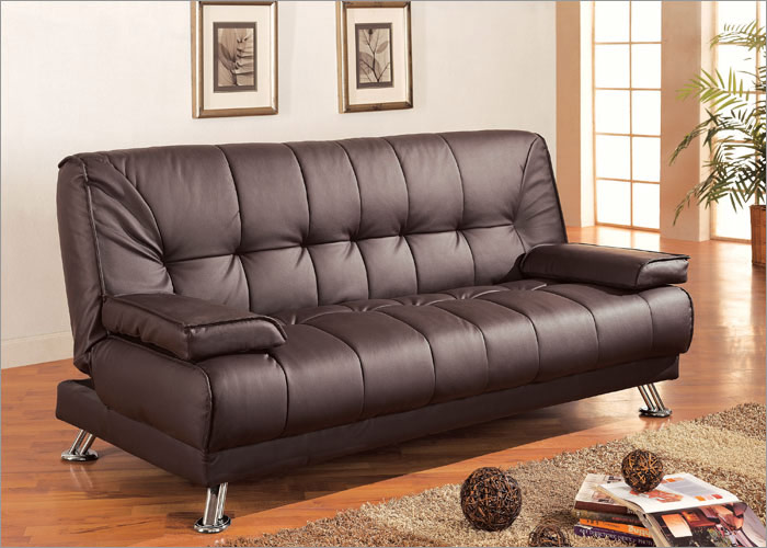 Coaster Futon Sofa Bed 700 x 500