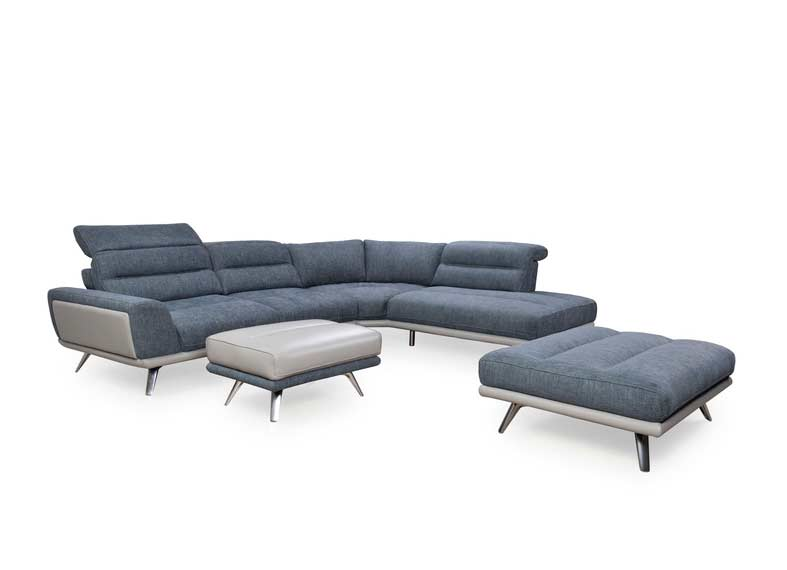 Camilla Sectional Sofa By Moroni Fabric Sectional Sofas