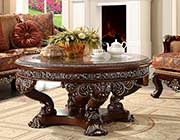 Dark Walnut coffee table HD 017