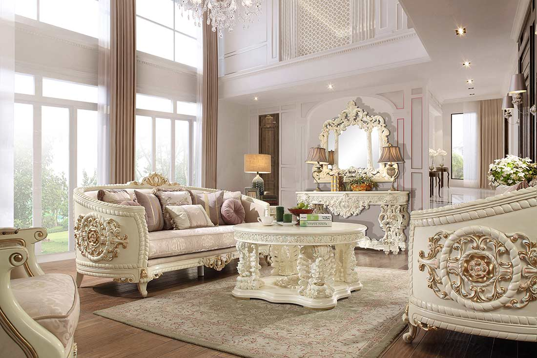 Classic Living Room Set HD 011