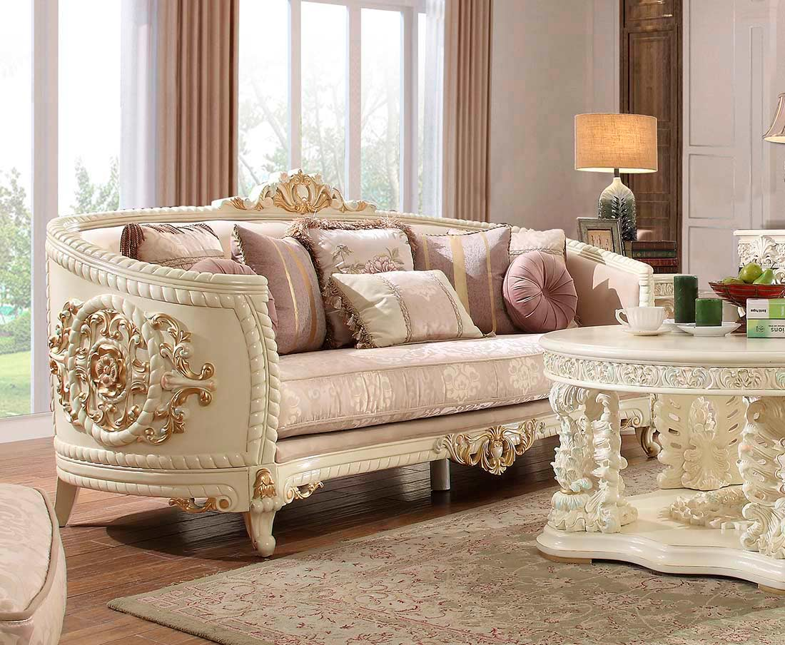 Classic Living Room Set HD 011 ...
