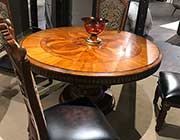 Villa Valencia Round Dining table by Aico Furniture