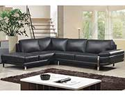 Top Grain Leather Sectional Sofa AE025