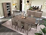 Brown Dining Table EF Dove
