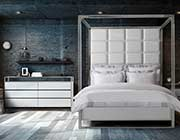 State St Bedroom set by AICO