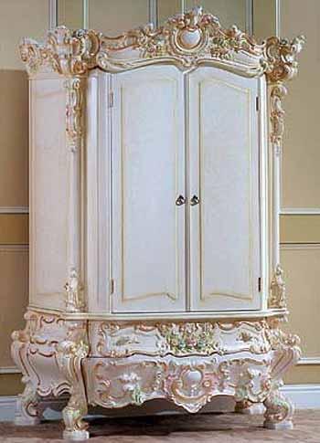 Elizabeth Provincial Baroque Bedroom Furniture
